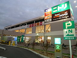 エスポワール東大阪[201号室]の外観