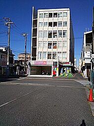 「原木中山駅」徒歩1分 新規リフォーム ハイツ中山