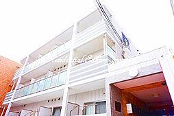 神奈川県海老名市中央2丁目の賃貸マンションの外観