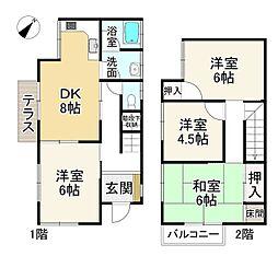 王寺駅 895万円