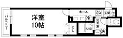 セノーテ大泉学園B棟[1階]の間取り