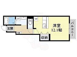 浜寺公園駅 4.8万円