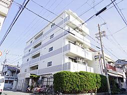 タウンコート新深江[2階]の外観