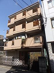 京都府京都市下京区西七条南衣田町の賃貸マンションの外観