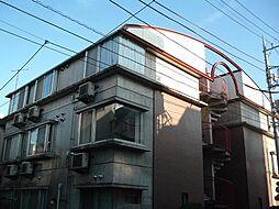 メゾネット・サイド[3階]の外観