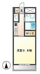 BERG大須(ベルグ)[9階]の間取り