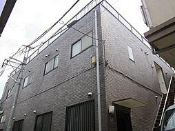 東京都府中市幸町1丁目の賃貸マンションの外観