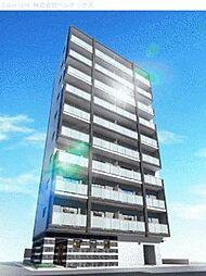 東京都足立区足立の賃貸マンションの外観