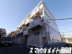 パークハイツオンベイ[2階]の外観