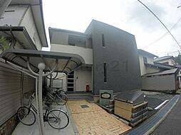 兵庫県伊丹市松ケ丘2丁目の賃貸アパートの外観