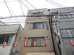 マンションKM2[4階]の外観