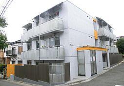 月村マンションNo17[1階]の外観