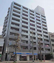大阪府大阪市天王寺区上本町3丁目の賃貸マンションの外観