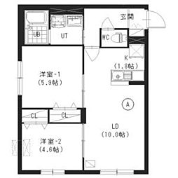 美園駅 6.3万円