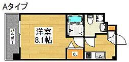 FDS WILL KOHAMA[8階]の間取り