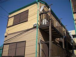 千葉県船橋市西習志野3丁目の賃貸アパートの外観