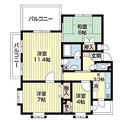千歳烏山駅 13.0万円