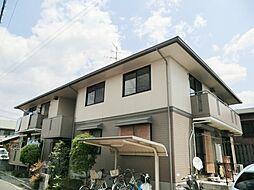兵庫県伊丹市春日丘2丁目の賃貸アパートの外観