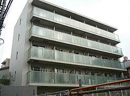ラグランドゥール白金[3階]の外観