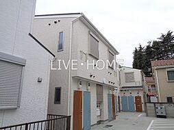西武新宿線 武蔵関駅 徒歩17分の賃貸アパート