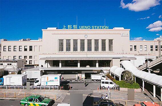 上野駅徒歩4分