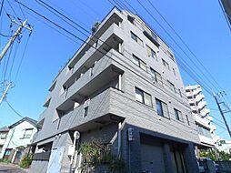 東京都足立区梅島1丁目の賃貸マンションの外観