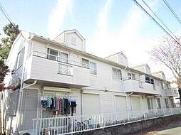 第二サマックス松村[2階]の外観