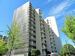 南茨木ハイタウン美沢高層住宅A棟[607号室]の外観