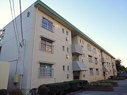 ブレイングコート南柏 B棟[306号室]の外観