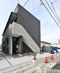 名古屋市営桜通線 野並駅 徒歩5分の賃貸アパート