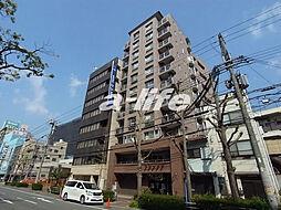 メゾン・ヌーベル新神戸[701号室]の外観