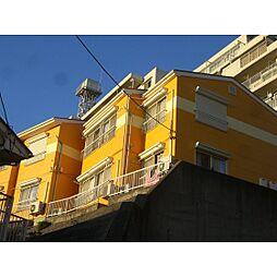 プレステージ下倉田II[103号室]の外観