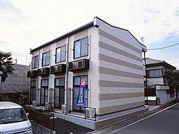 神奈川県相模原市中央区千代田5丁目の賃貸アパートの外観