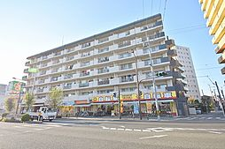 大阪府大阪市淀川区木川東2丁目の賃貸マンションの外観