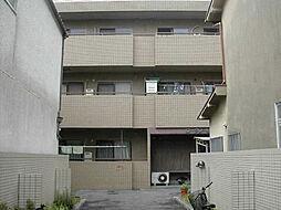 兵庫県西宮市宮前町の賃貸マンションの外観