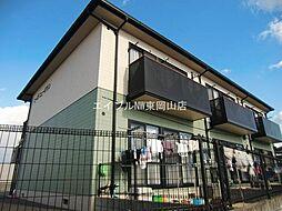 岡山県瀬戸内市邑久町尾張丁目なしの賃貸アパートの外観