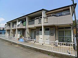 [テラスハウス] 千葉県松戸市栗山 の賃貸【/】の外観