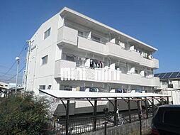 コロナハイツA棟[1階]の外観