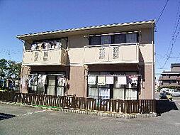 コーポ森 B[1階]の外観
