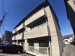 カジュアルプラザA棟[1階]の外観