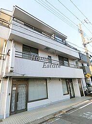 神奈川県横浜市神奈川区亀住町の賃貸マンションの外観