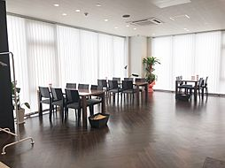 名古屋西ギャラリー(2階打合せスペース)