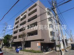 香川県高松市松島町3丁目の賃貸マンションの外観