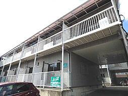 トヤマハイツI・II[1階]の外観
