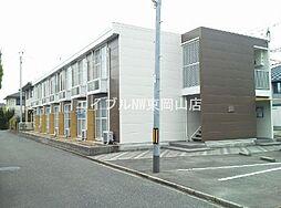岡山県岡山市東区益野町丁目なしの賃貸アパートの外観
