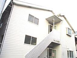 大阪府寝屋川市高宮栄町の賃貸アパートの外観