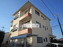 コ−ポ松尾[3階]の外観