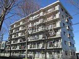 ソレーユ東所沢[5階]の外観