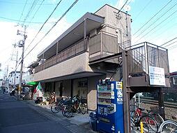 メゾンHAMAGUCHI[2階]の外観
