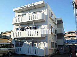 サンパークヤマダ[1階]の外観